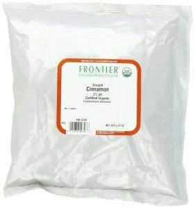 Ground Cinnamon Certified Organic