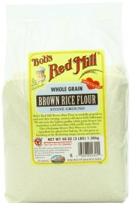 Bob's Red Mill Rice Flour Brown