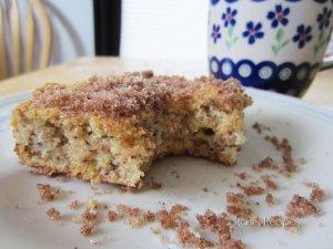 Lightly Lemon Coffee Cake |RaiasRecipes.com