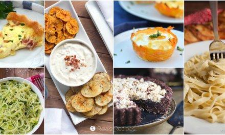 Gluten-Free Menu Ideas from Savoring Saturdays