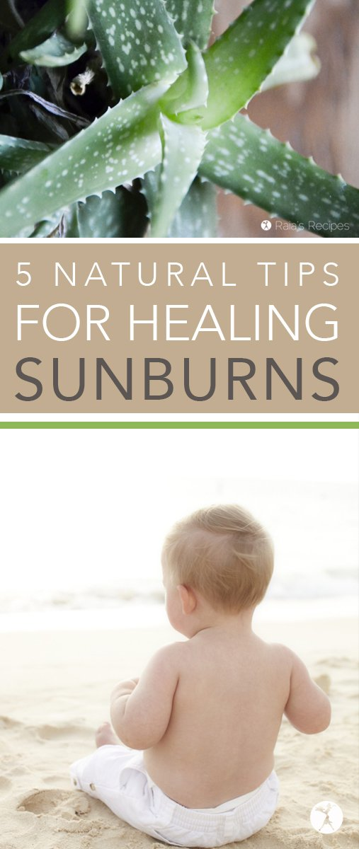 As you are out and about this summer, keep these 5 natural tips for healing sunburnsin mind before you reach for the bottle of lidocaine spray after getting burned.