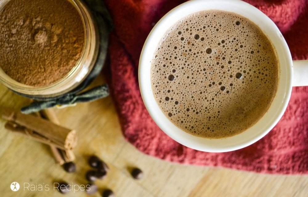 Real Food Mexican Hot Cocoa Mix