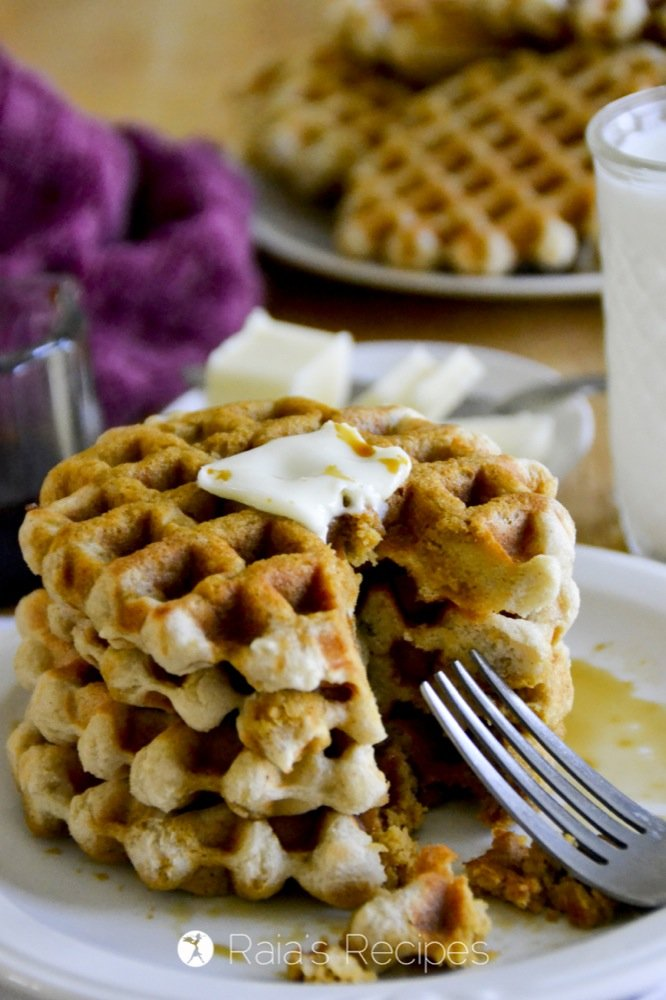 Easy Gluten-Free Buttermilk Waffles