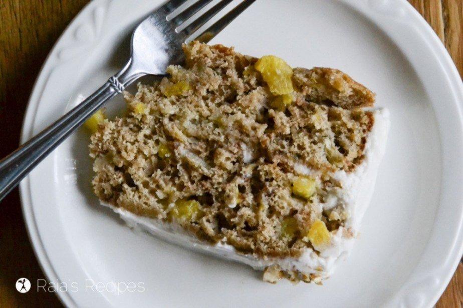 Hummingbird Cake by RaiasRecipes.com