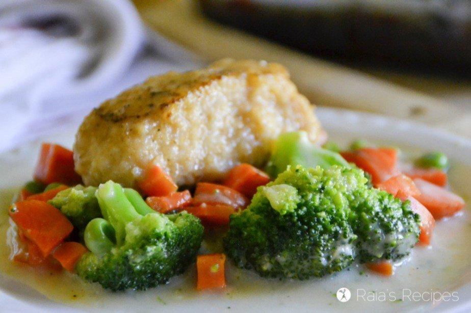 Easy Grain-Free Veggie Gratin