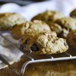 Grain-Free Banana Nut Butter Cookies