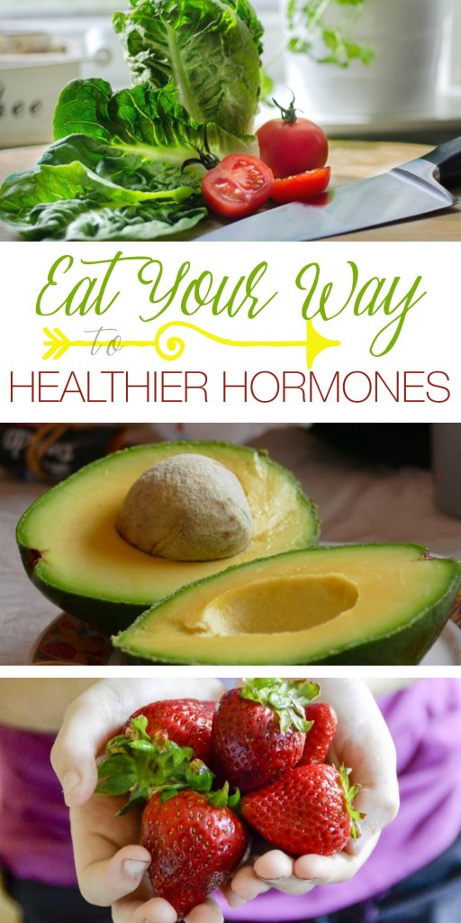 Being a mom means your hormones can take quite a beating. Here are 5 tips I've used to eat my way back to healthier hormones! | RaiasRecipes.com