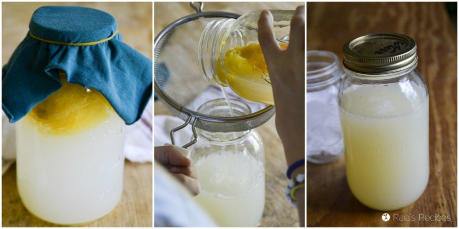 Need a fresh, tasty drink to go along with your summer plans? This easy, homemade Mango Soda uses an ingredient you'll never guess. | RaiasRecipes.com