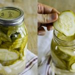 Easy Homemade Pickle Chips