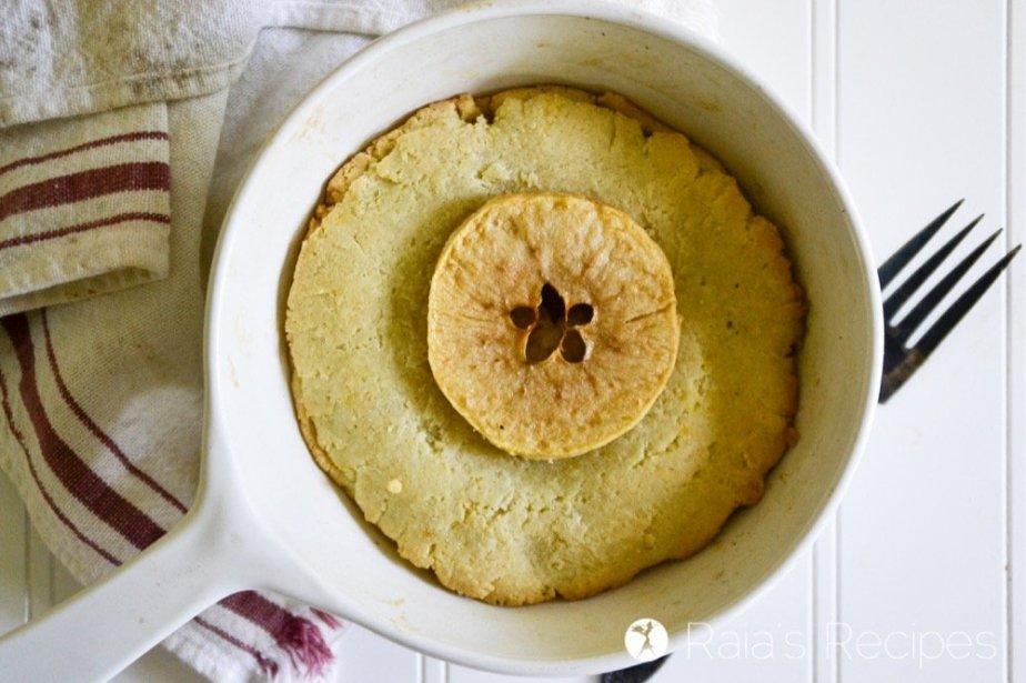 Personal Pan Apple Pie