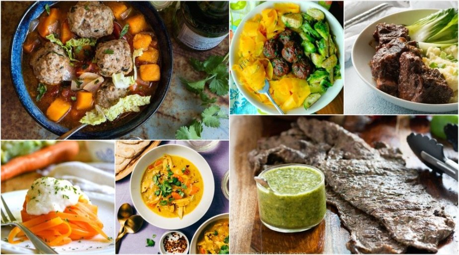 All the Paleo Comfort Food You'll Ever Need