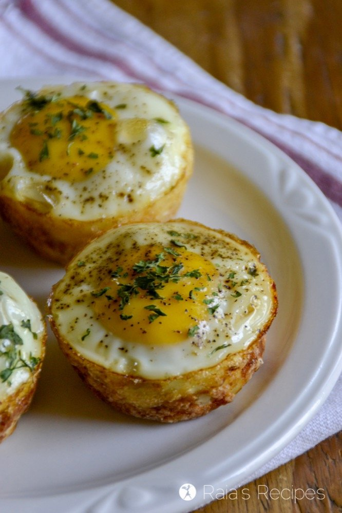 Egg & Potato Breakfast Muffins profile