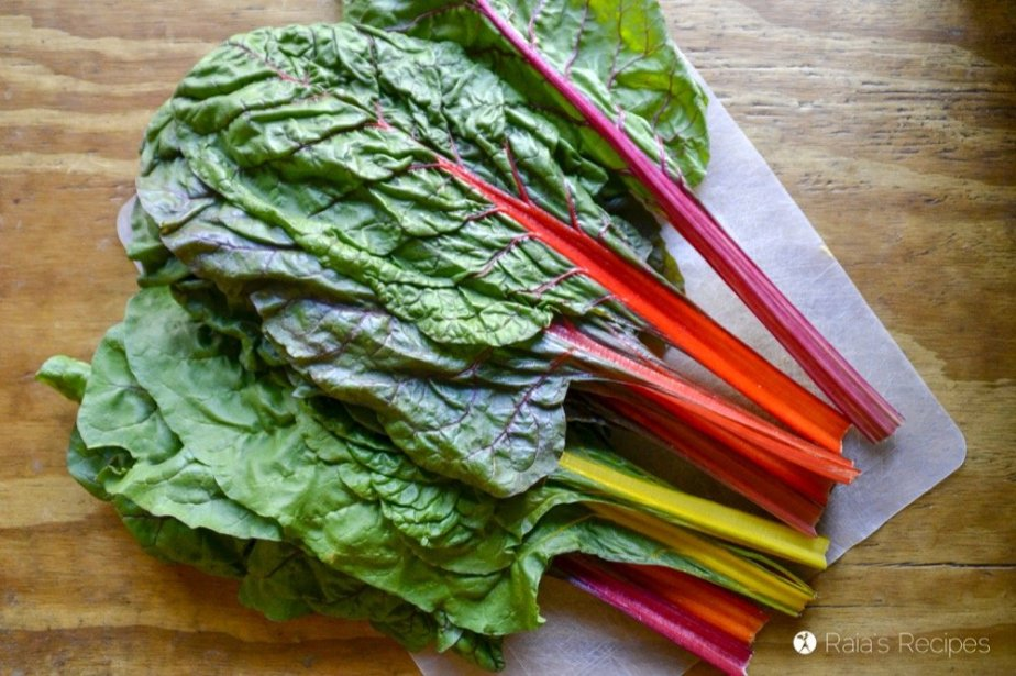 Lacto-Fermented Rainbow Chard full