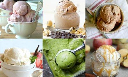 20+ Healthy and Delicious Paleo Ice Creams