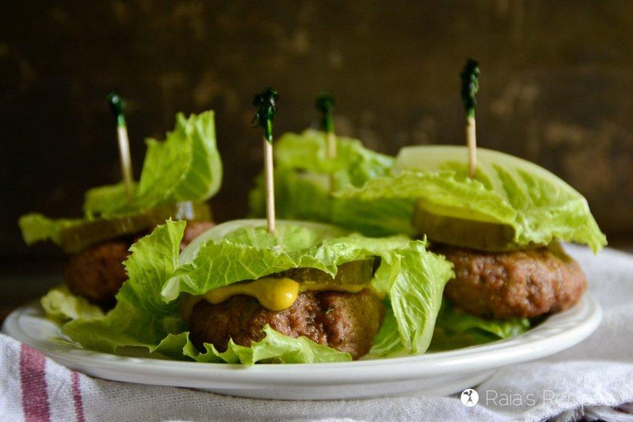 Meatloaf Sliders 4