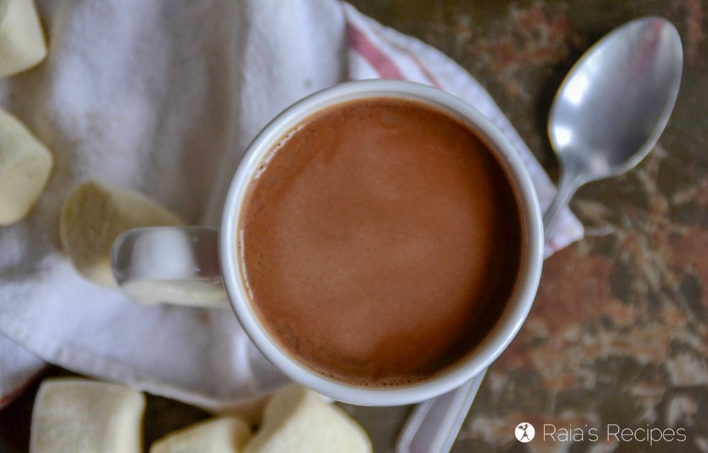 Real Food Instant Pot Hot Cocoa for A Crowd!