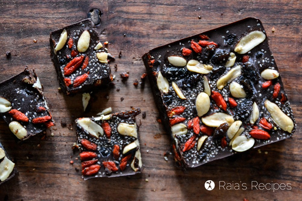 Sweet & Salty Chocolate Bar 6