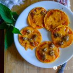 3-Ingredient Butternut Pizzas