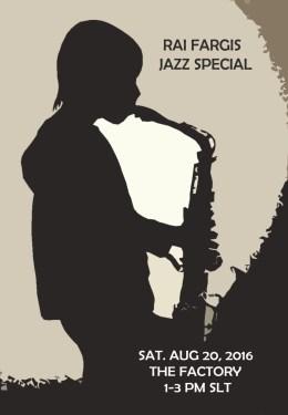 Rai Fargis Jazz Special