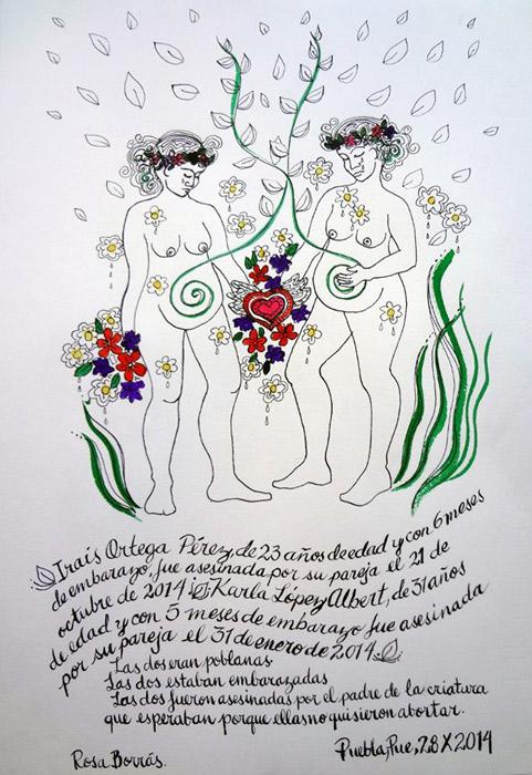 Ilustración: Rosa Borràs