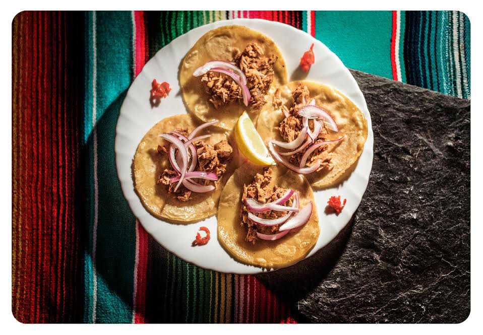 Taquitos. Foto: Rodrigo Vázquez