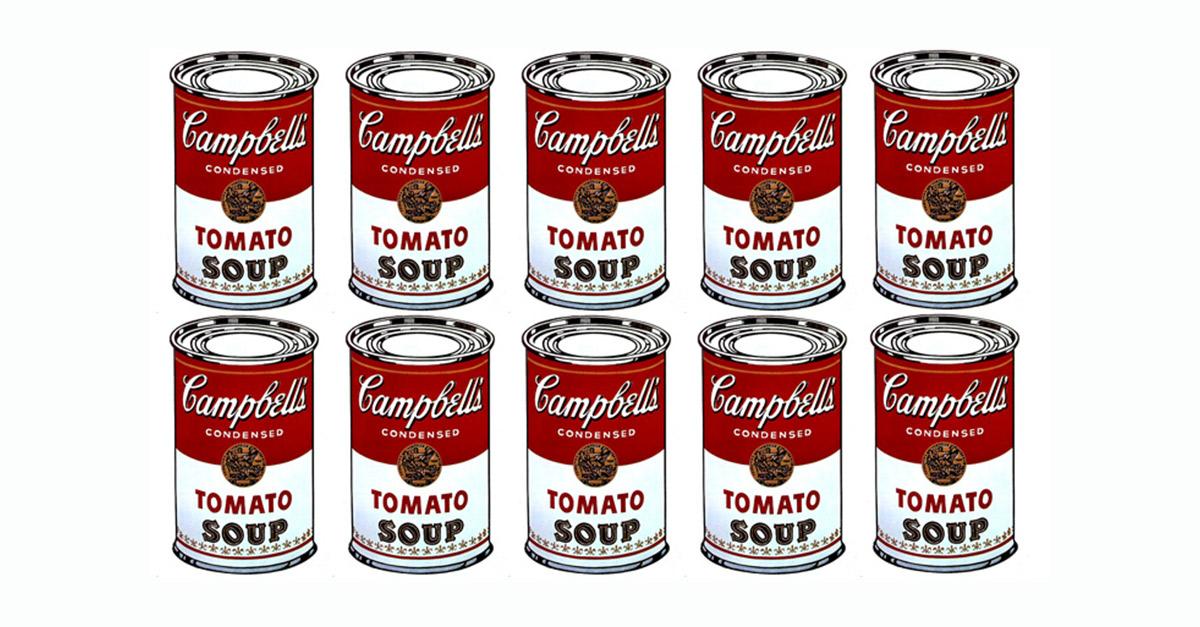 Figment, la cremosa eternidad de Andy Warhol
