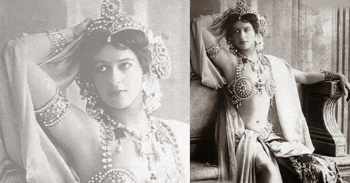 Mata Hari en 1906