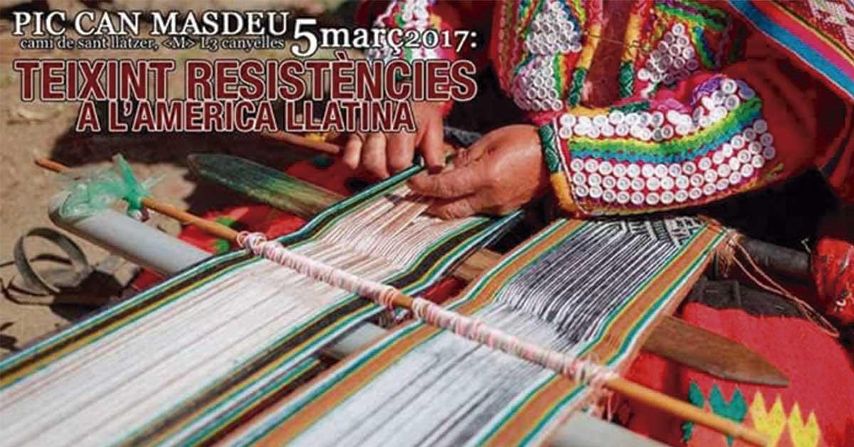 Tejiendo resistencias en América Latina