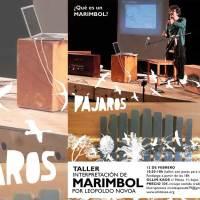 Taller de Marimbol en Barcelona