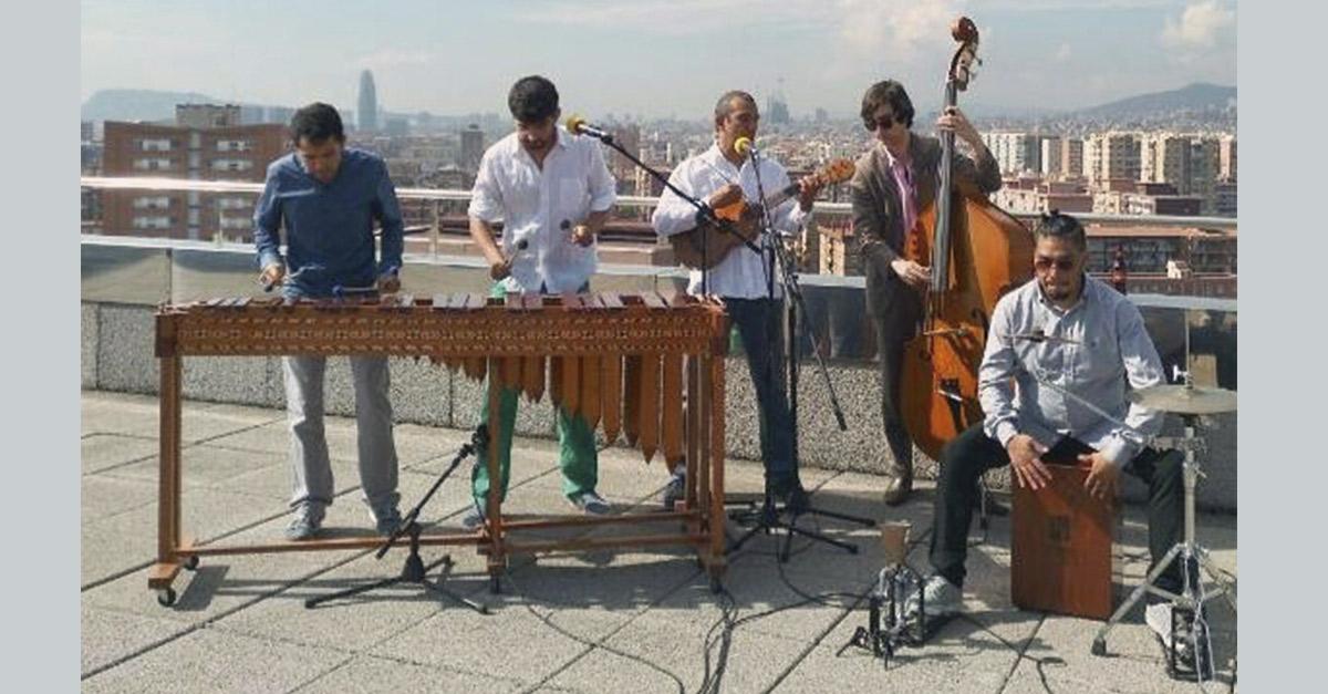 Concierto: Sones de Marimba