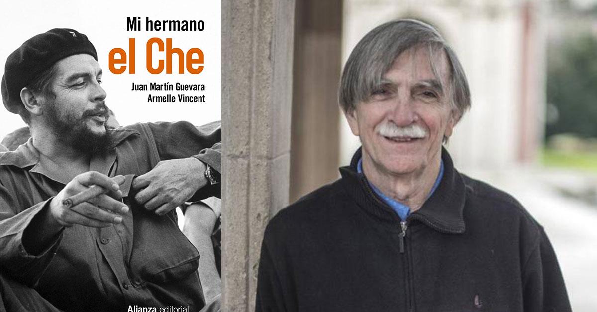 Presentación de libro: 'Mi hermano el Che', de Juan Martín Guevara