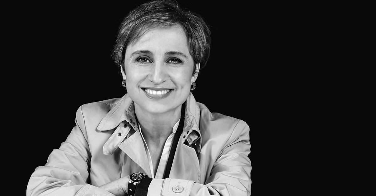 Carmen Aristegui recibirá este miércoles el Premio Casa Amèrica Catalunya a la Libertad de Expresión en Iberoamérica