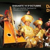 Danza de Tijeras del Perú