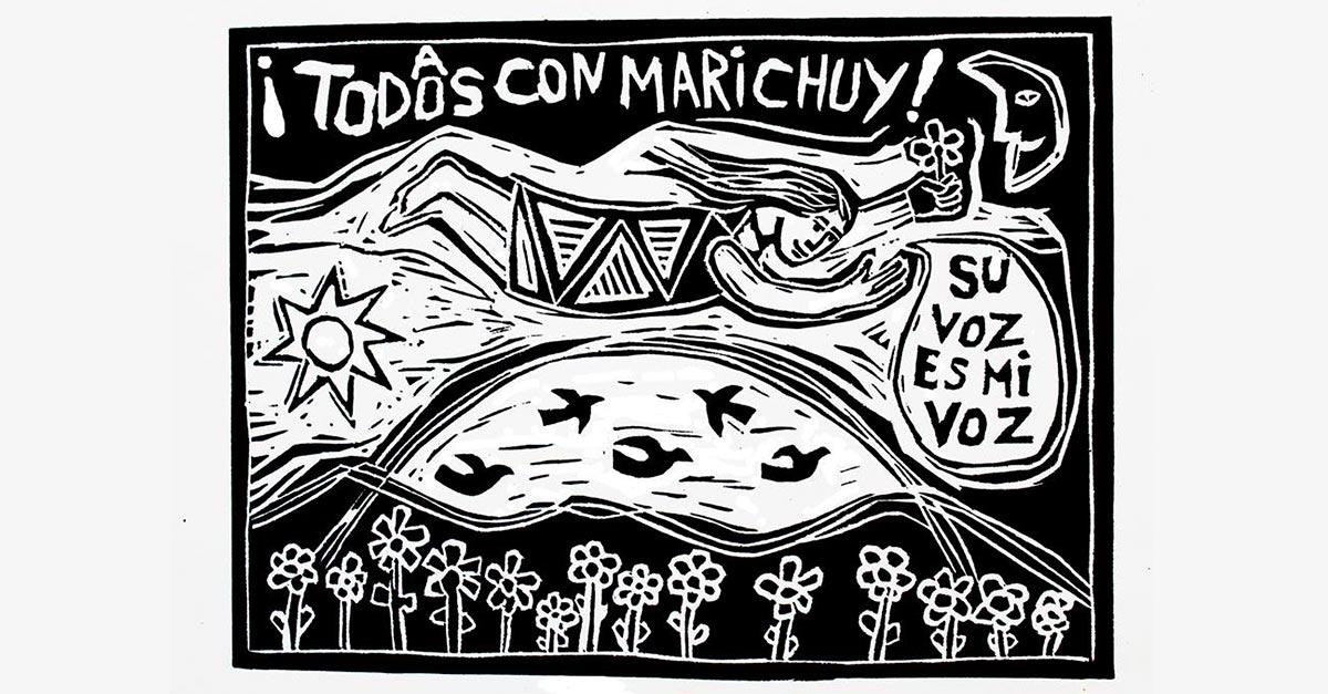 Sin fronteras con Marichuy