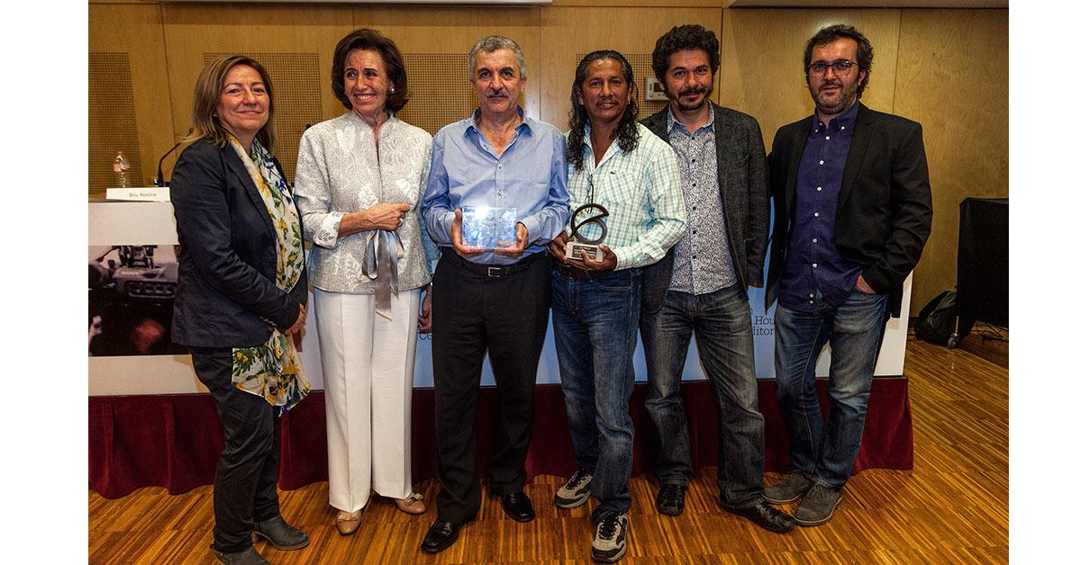 Bernardino Hernández, fotoperiodista mexicano, recibe el Premio Miguel Gil Moreno de Periodismo
