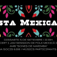 Fiesta mexicana con Sones de Marimba