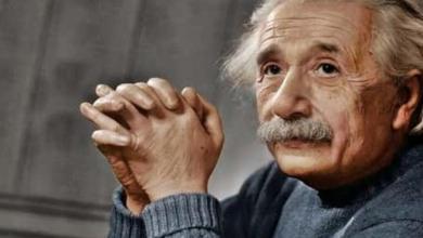 صورة رسالة كتبها ألبرت أينشتاين عام 1940 للبيع
