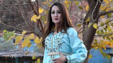 صورة فاطمة الزهراء اوعزى جوهرة الموضة بمدينة خنيفرة