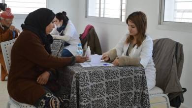 صورة قافلة طبية إنسانية وخيرية بجماعة سوق الطلبة  بالقصر الكبير والنواحي