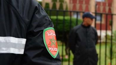 صورة مصالح الدائرة الحادية عشرة للشرطة بمدينة طنجة، تتدخل من أجل ضبط أربعة أشخاص للاشتباه في تورطهم بتبادل الضرب والجرح باستعمال السلاح الأبيض
