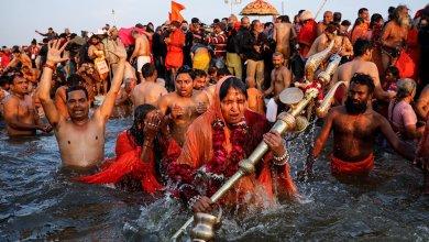 صورة حج الهندوس – أكبر تجمع بشري