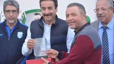 صورة طنجة : نجاح غير مسبوق للنسخة السادسة لدوري الدولي مولاي الحسن