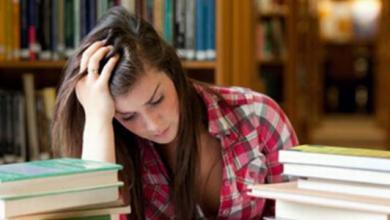 صورة طرق بسيطة للتخلص من التوتر قبل الامتحانات