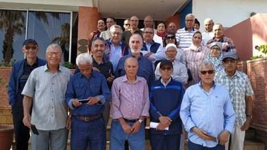 صورة أكادير: تأسيس المكتب النقابي لمتقاعدي الصندوق الوطني للضمان الاجتماعي لجهة سوس ماسة