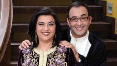 صورة ابتسام زوجة الفنان رشيد الوالي تسعى للحصول على شهادة باكلوريا جديدة