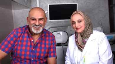 صورة جمال سليمان يختار إبتسامة د. أروى عطاالله في دبي