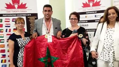 صورة المغرب يحرز ميداليتين ذهبيتين وجائزة كبرى بالمعرض الدولي للاختراعات والابتكارات في كندا