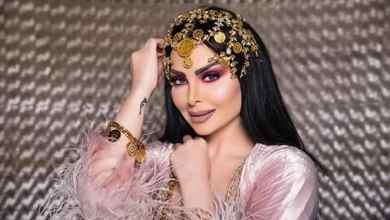 """صورة الفنانة ديانا كرزون تفاجئ جمهورها بالغناء باللغة الكردية لأول مرة """" خاكي شيرين """""""