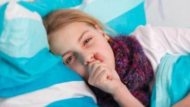صورة أسباب السعال في اليل عند الأطفال