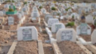 صورة انعدام مقبرة تصون كرامة المواطنين بتامسنا من المسؤول؟؟